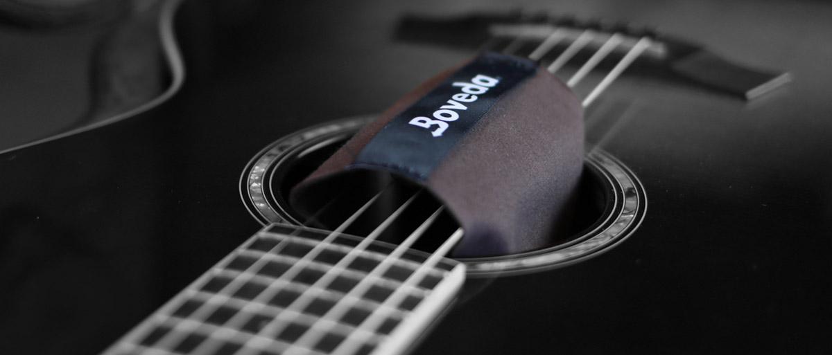 boveda inside guitars
