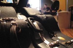 Hewitt Studios - Guitar Cases