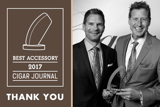 Best Cigar Accessory Award 2017